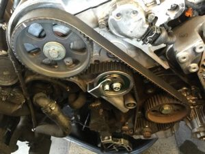 Timing Belt Replacement
