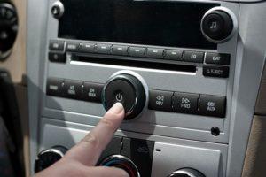 Dash Temperature Controls Panel
