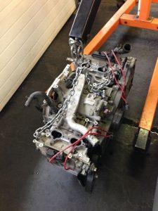 Subaru engine