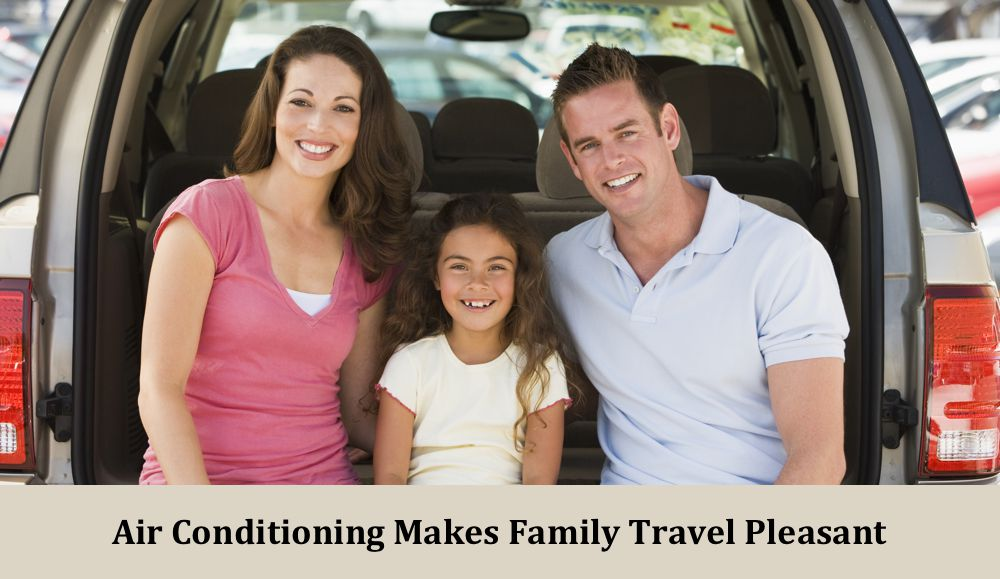 Air Conditioning Family Travel
