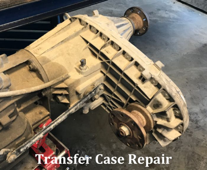 Ford Truck Transfer Case