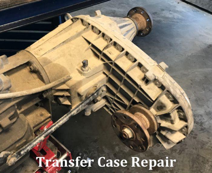 Ford Truck Transfer Case