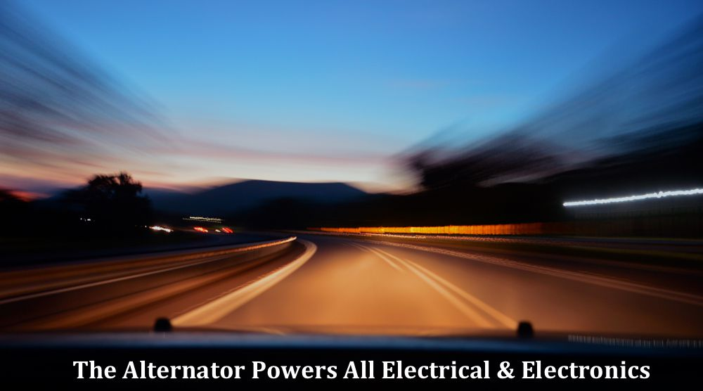 Car Alternators Power Electrical