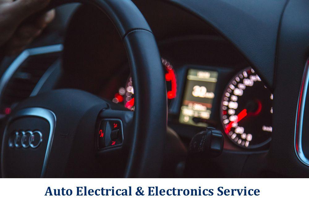 Car Auto Electrical Services