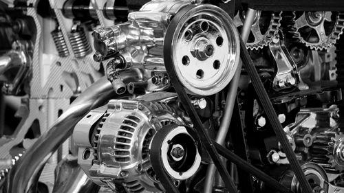 Engine Alternator Belt
