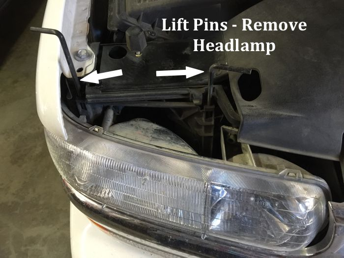 Headlamp Replacement Chevrolet Truck