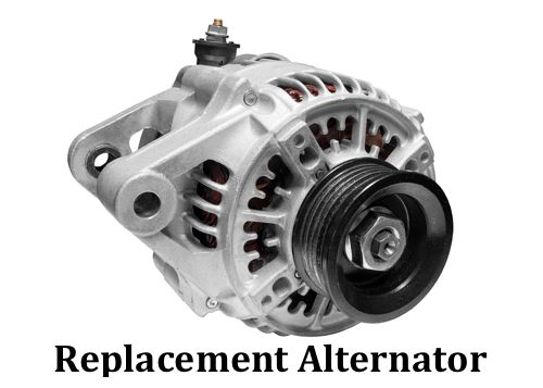 Napa Replacement Alternator