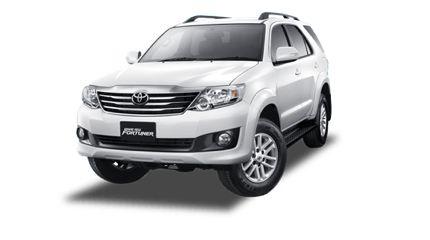 Toyota Crossover SUV