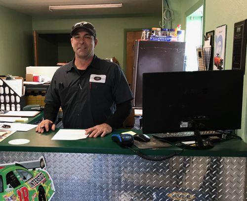 Stuart service advisor