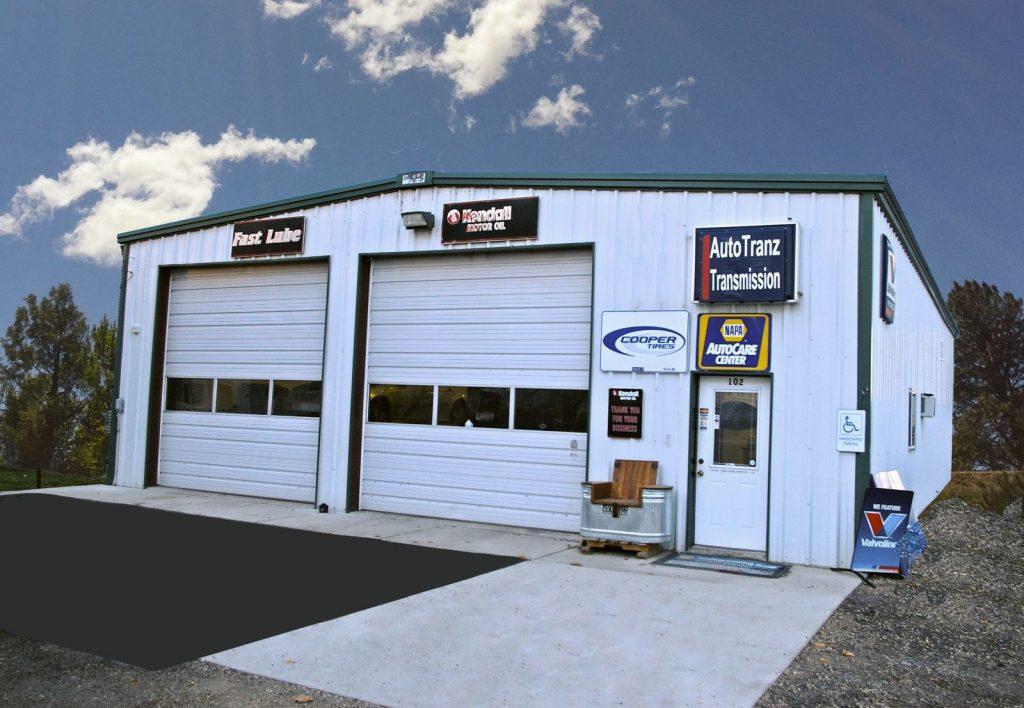 Parma auto repair shop Autotranz