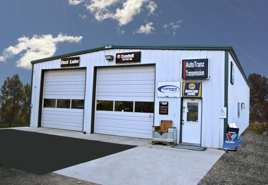 Parma auto repair shop Autotranz